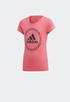 adidas Performance - Prime tee - pink