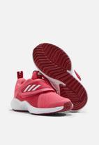 adidas Performance - Fortarun x cf k - Real pink / cloud white / active maroon