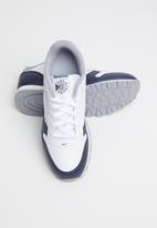 Reebok Classic - Classic leather - white /navy /cyan /chalk