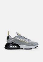 Nike - Nike air max 2090 (gs) - wlfgry/white