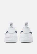 Nike - Nike air force 1 - white/obsidn