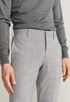 MANGO - Paulo trousers - grey