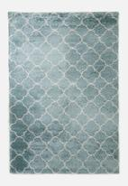 Fotakis - Royal nomadic shaggy rug - blue