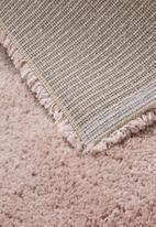 Fotakis - Royal nomadic shaggy rug - cameo rose