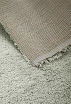 Fotakis - Royal nomadic shaggy rug - mineral green