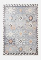 Fotakis - Option rug - aztec blue