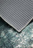 Hertex Fabrics - Classic rug - royalty teal