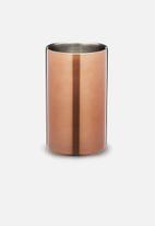 Kitchen Craft - Double walled wine cooler - copper