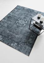 Hertex Fabrics - Majesty rug - midnight blue