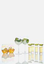 Kitchen Craft - Tall shot glasses set of 4