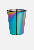 Kitchen Craft - Rainbow shot glasses - multi