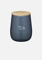 Kitchen Craft - Tea canister - charcoal