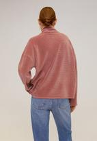 MANGO - Perco sweater - pink