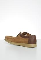 Grasshoppers - Ultra suede - tan