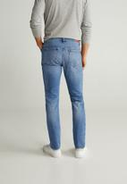 MANGO - Jan  jeans -blue