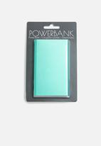 H&S - Power bank - green