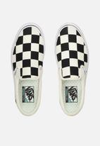 Vans - Super ComfyCush Slip-On - (big classics checker) black/off white check