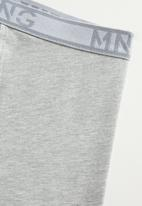 MANGO - Boxers trunk - grey