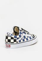 Vans - Old Skool - (big check) black/navy