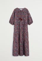 MANGO - Magie dress - multi