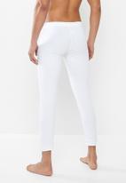 Superbalist - Basic 2 pack longjohns - white