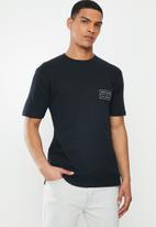 Rip Curl - Valley 50/50 short sleeve tee - black
