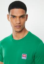 Diesel  - Diego div short sleeve tee - green