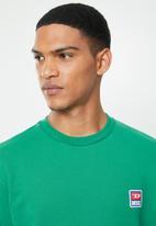 Diesel  - S-gir div sweatshirt - green