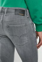 Diesel  - Sleenker skinny jeans - grey