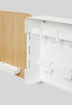 Yamazaki - Rin magnetic key box - white