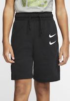 Nike - Swoosh ft short  - black