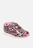 Reebok - Reebok royal classic jog - pink & black