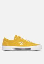 Vans - Sid dx - (anaheim factory) og yellow/suede