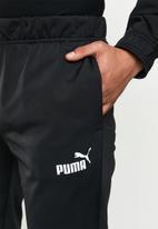 PUMA - Cb classic retro tracksuit - puma black