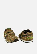 Reebok Classic - Reebok classic jogger - black/brown/sahara