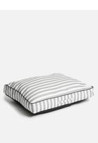 Sixth Floor - Pippin bed - grey & white stripe