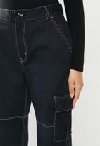 Vans - Thread it cargo pant - black