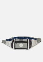 Sealand - Wolf sling crossbody - grey & blue