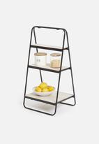 Sixth Floor - Display rack - black