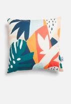 Sixth Floor - Raina cushion cover - multi