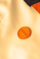 Sealand - Rowlie backpack - tan & orange