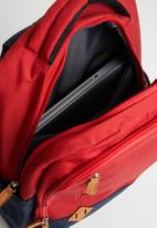 POLO - Ruxton backpack - red