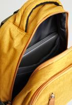 POLO - Ruxton backpack - yellow