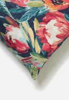 Hertex Fabrics - Royal flush twilight - multi