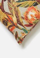 Hertex Fabrics - Royal flush autumn - multi
