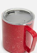 MiiR - Vi camp cup - red speckle