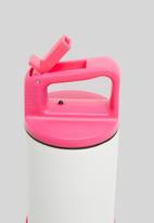 MiiR - Vi kids bottle - white & pink