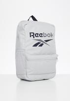 Reebok - Te m backpack - grey