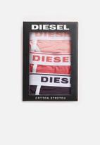 Diesel  - Ufpn-oxy 3 pack panties - multi