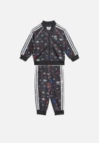 adidas Originals - Adidas Tracksuit - black